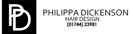 Philippa Dickenson Hair Design logo